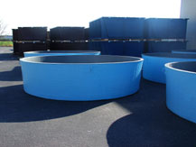 Aquaculture Tanks For Fish Filters Lids Pipes Floors